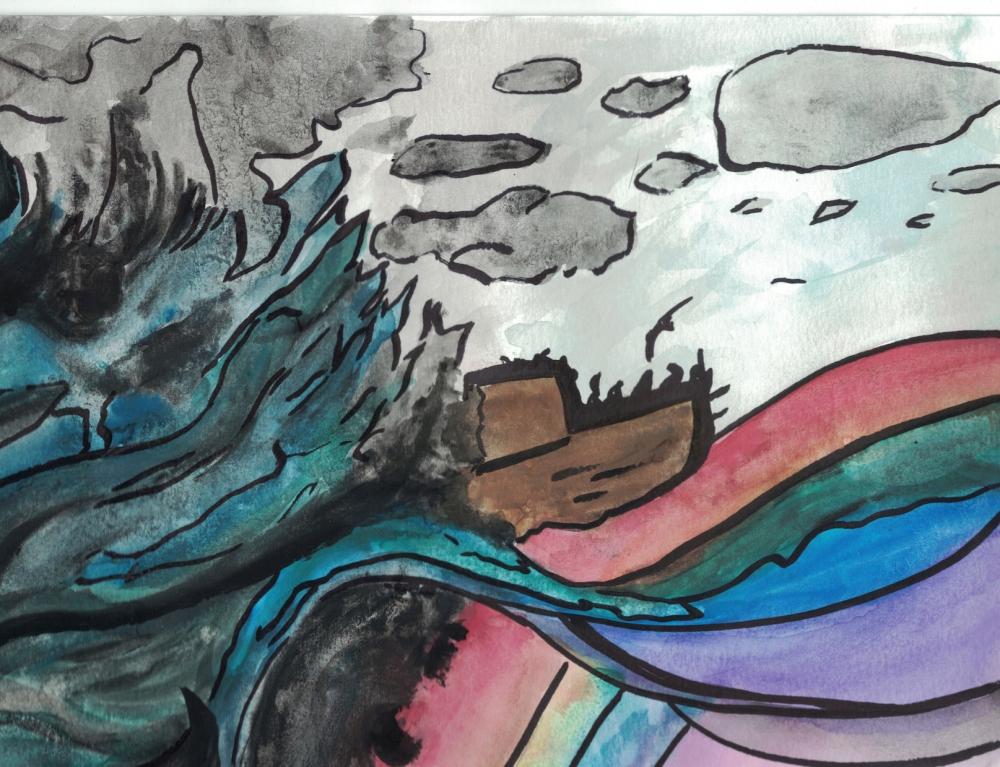 Flood - Gischner